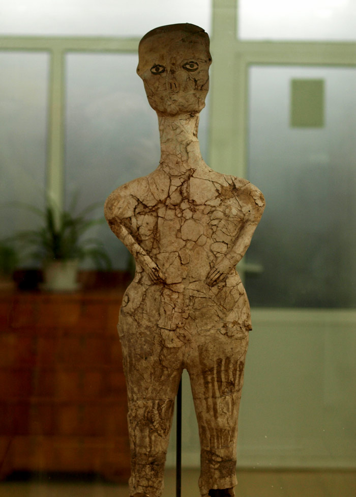 Neolithic Statue